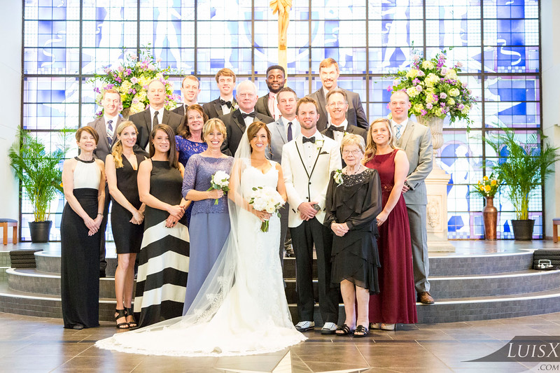 The Welty wedding