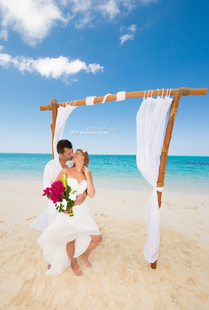 Jimmy Hill Beach Wedding