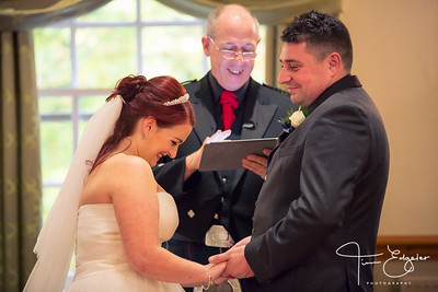 Samantha and Daryl Robertson's Wedding