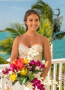 Destination wedding at February Point Resort in Exuma Bahamas photo by Reno Curling #renocurling