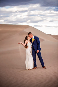 Wedding at the Dunes