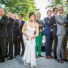 La mariée et les hommes