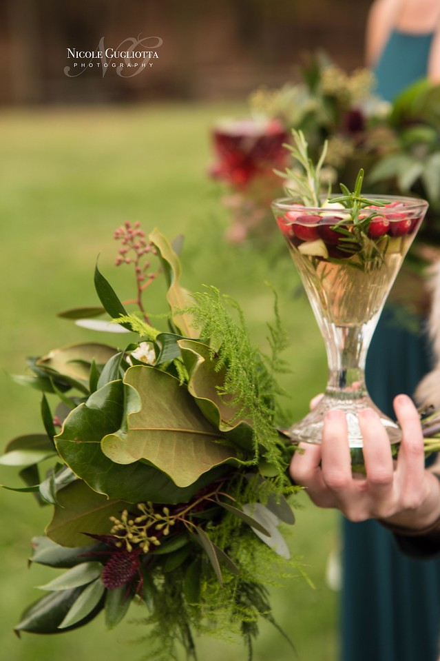 Cocktails for the Bridesmaids