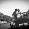 Photographe de mariage: le couple, l'arrivée des mariés à la réception