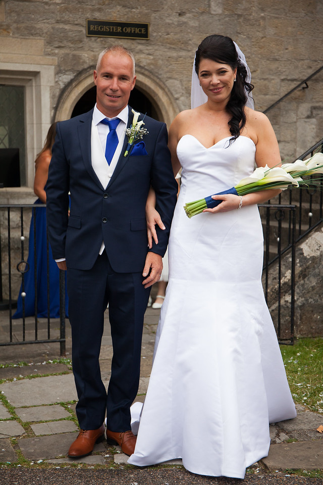 Viviane & Stuart's wedding