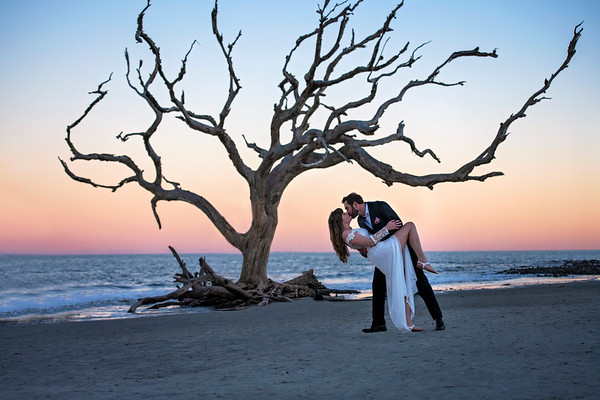 Elopement on the Beach in Georgia