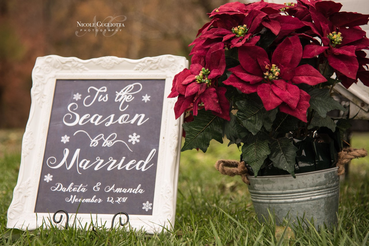 'Tis the Season to be Married!