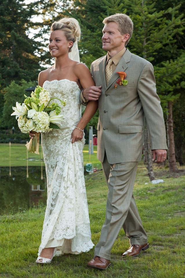 Amber and Sean's Wedding, San Juan Island