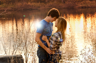 Fall is always a great time to get your photos taken with your significant other. Located in Neillsville, Wisconisin