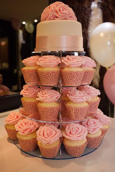 Allan & Vanessa's wedding (cake!)