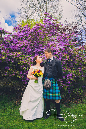 Andy and Sonja Smith's Wedding - 25th April 2015