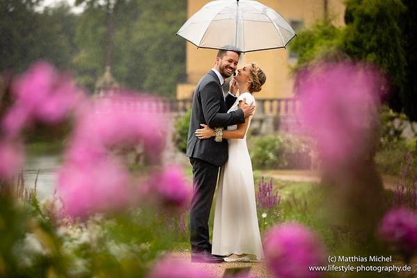 Hochzeitsfotos Schloss Dyck - Hochzeitsfotograf Jüchen Schloss Dyck