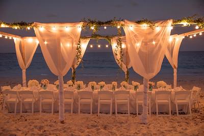 Destination Beach Wedding at Grand Isle Resort in Exuma Bahamas photo by Reno Curling #renocurling