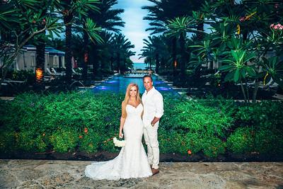 Destination wedding at Baha Mar in Nassau Bahamas photo by Reno Curling #renocurling