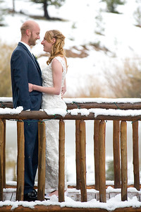 Kyle and Marry Turner, May 9th, 2015. wed in Holy Matramony and all that jazz at the Beaver Meadows resort near Red Feather Lakes, CO.  The weather, though cold and snowy, did nothing to dampen spirits. Rather, it demonstrated the wonder and warmth of these two families.   ©2015 Rob Clement | RCVisual