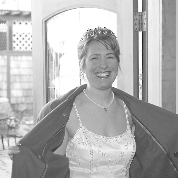 Bride, San Juan Island