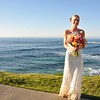 Intimate wedding at La Joya, CA