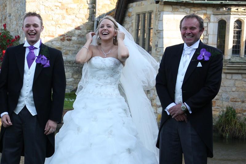 Damien & Donna's wedding