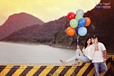 Mark and Kristine Prenup by Ernie Mangoba (1)