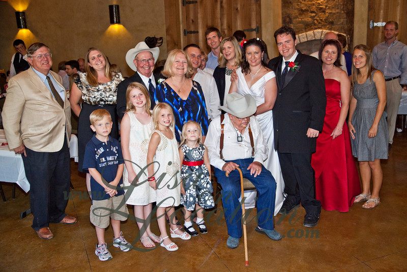 Wedding and reception at Chapel Dulcinea, the free wedding chapel, south of Austin. Photography by Lisa On Location