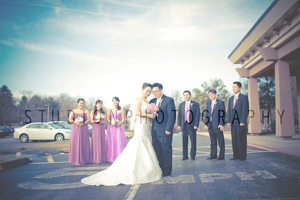 JeongEun+Joseph_Wedding Day
