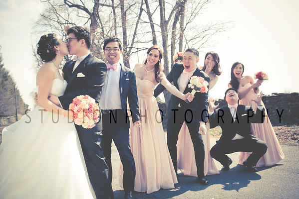 Nami +Seung_Han_WeddingDay