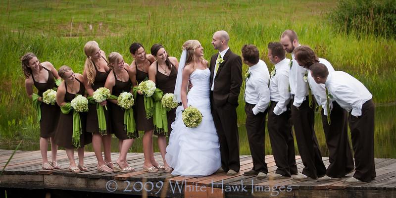 Anna & Terry's Wedding  Day