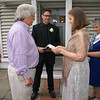 Reading our vows