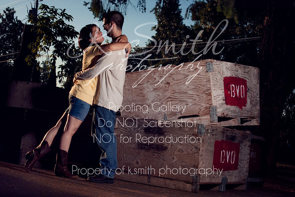 Travis + Shainah | Apple Hill Engagement Photography | August 2012