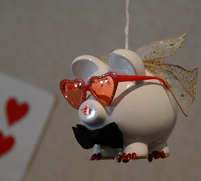 Pigs fly! by K8