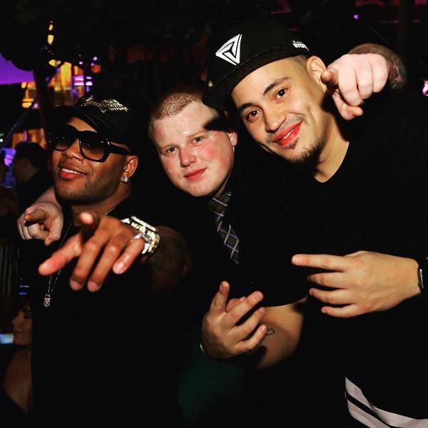 FLO RIDA, DJ MEATBALL, DJ KRONIK