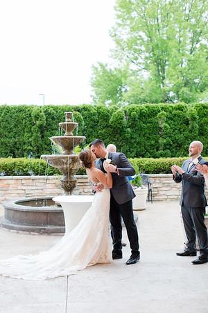 Kayla and Steve Ceremony