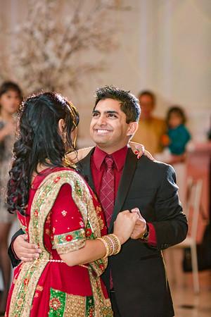 Rohini Sam Reception