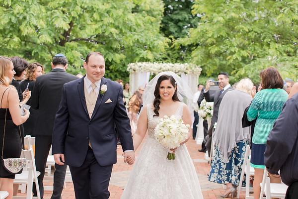 Stephanie and Jason Ceremony