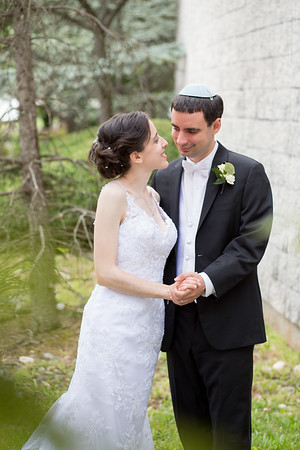 Stephanie and Steven Reception