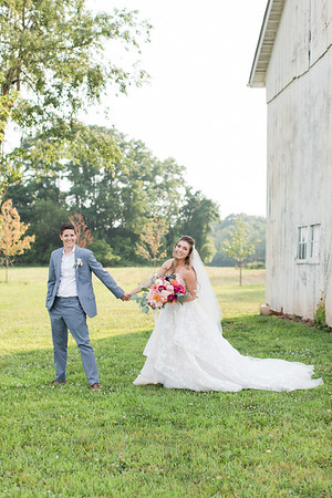 Updike Farmstead Wedding