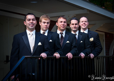 Mike, Jonathan, Randy, Dom and RJ.