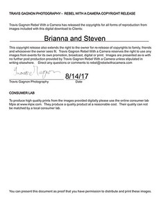 bri and steven Copyright release