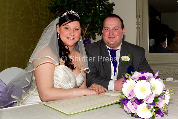 Mr & Mrs Simon Hill