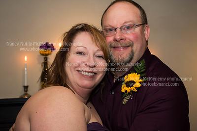 Louise and Alan Wedding