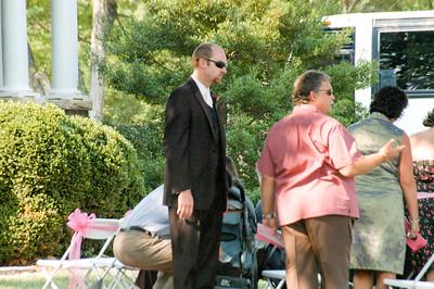 David and Laurel Wedding