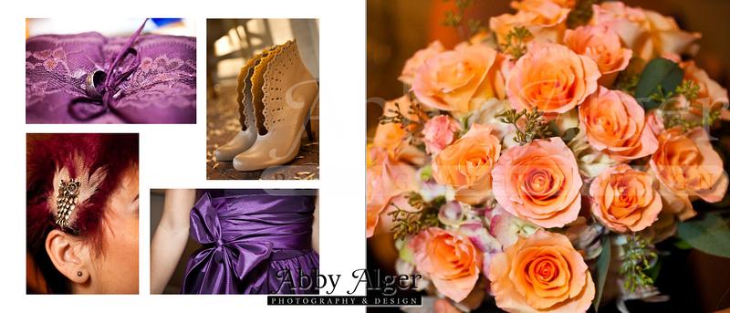 Candace & Todd Wedding Album 01