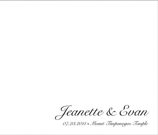 Jeanette & Evan Album Spreads 001