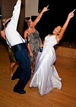 Megan & Mitch Wedding