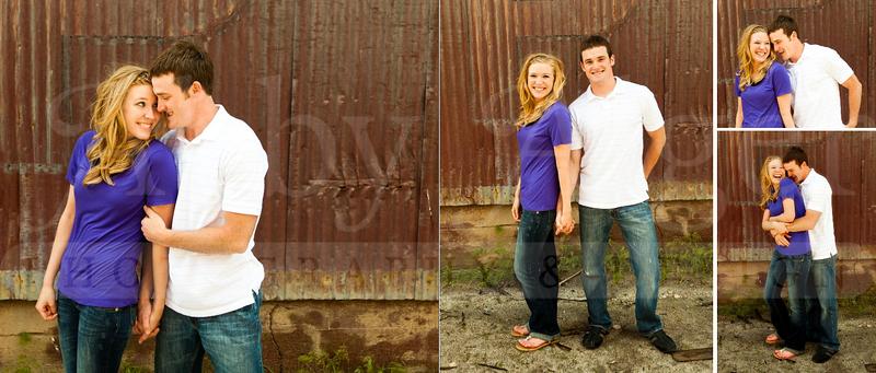 Stephanie & Shane Spread 06