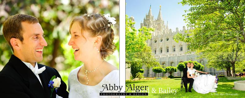 001 Jared & Bailey Wedding Album cover