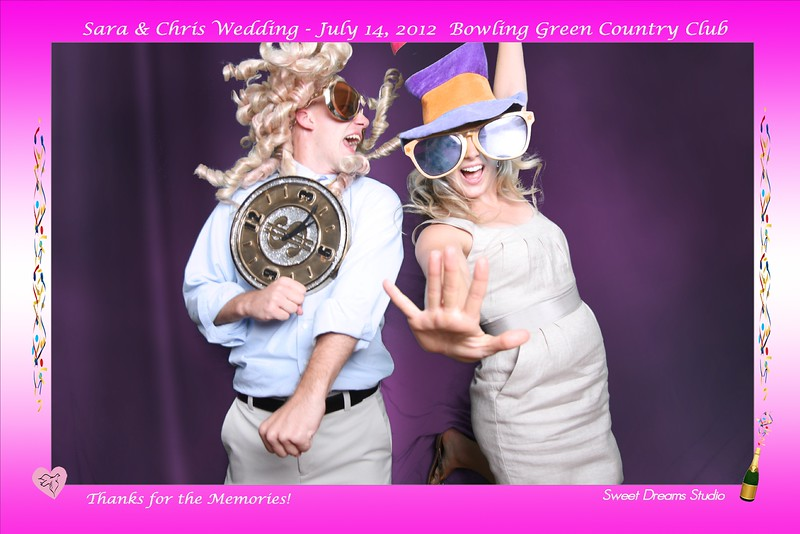 photo booth nj wedding