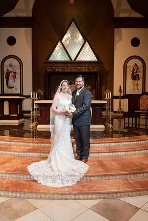 Caroline Johnson Whiteside and Nicholas Lee Whiteside, June 7, 2019 - COURTESY WEDDINGS BY LEE HICKMAN