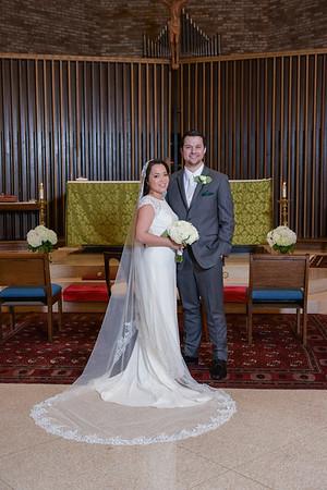 Grace Marasigan and Michael Massey, Nov. 9, 2019 - COURTESY LILY & LIME