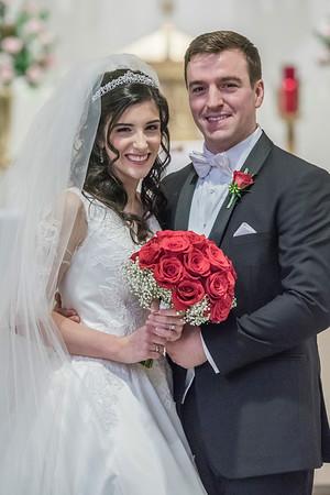 Sophia Buono and James Martinson, Nov. 29, 2019 - COURTESY CRAIG SPIERING